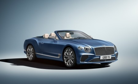 2020 Bentley Continental GT Mulliner Convertible Wallpapers HD