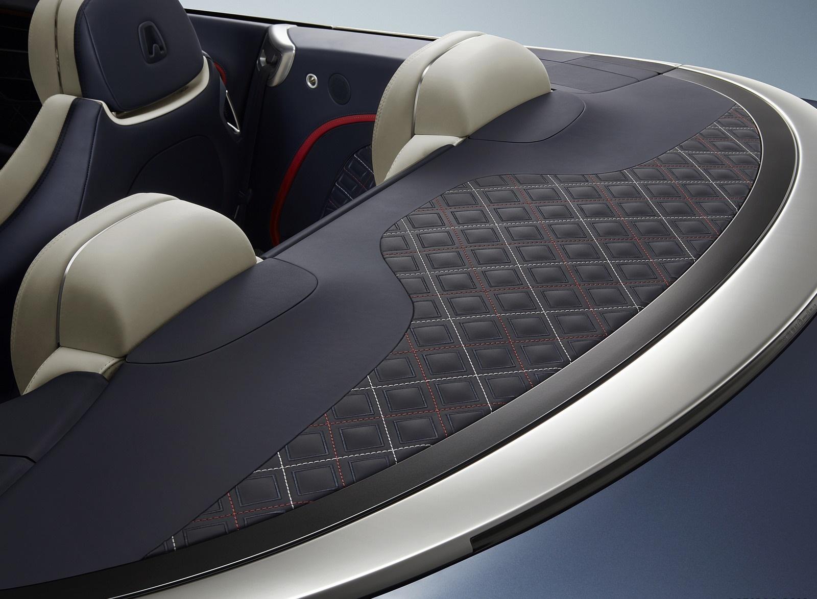 2020 Bentley Continental GT Mulliner Convertible Interior Detail Wallpapers (8)