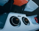 2020 Ford GT Gulf Racing Heritage Edition Exhaust Wallpapers 150x120 (16)