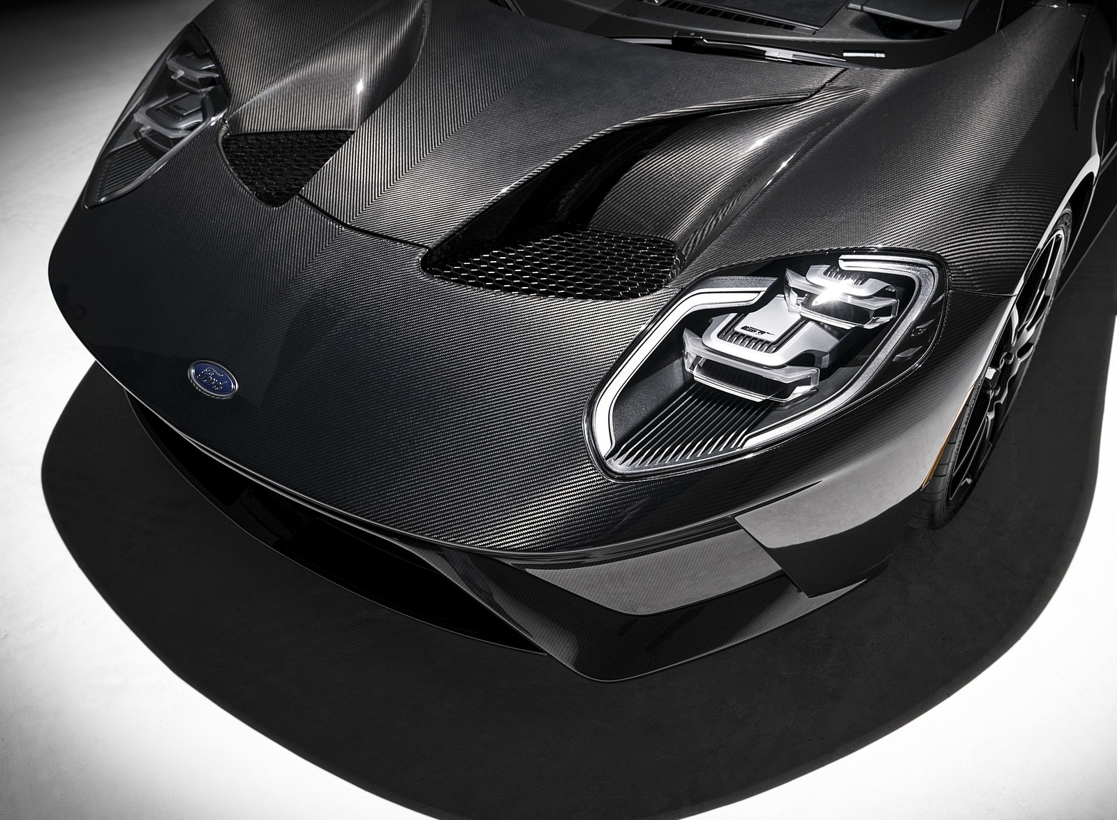 2020 Ford GT Liquid Carbon Detail Wallpapers (8)