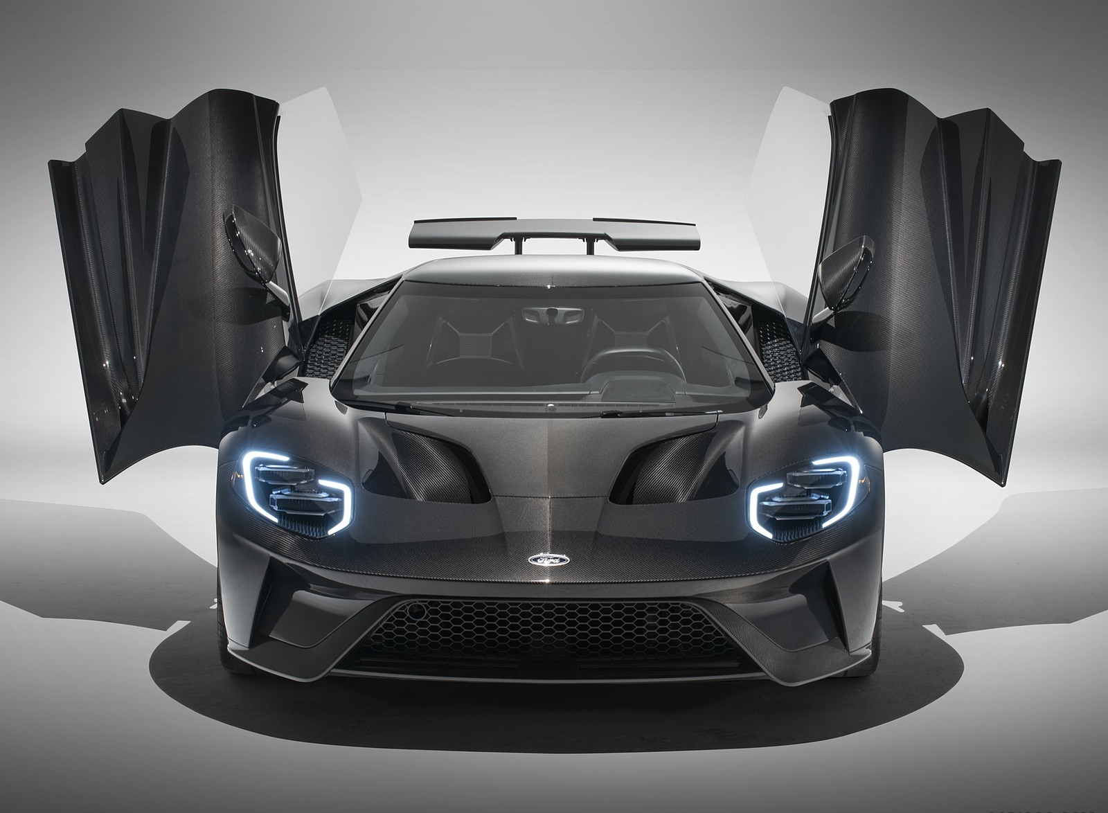 2020 Ford GT Liquid Carbon Front Wallpapers (4)