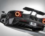 2020 Ford GT Liquid Carbon Rear Three-Quarter Wallpapers 150x120 (6)