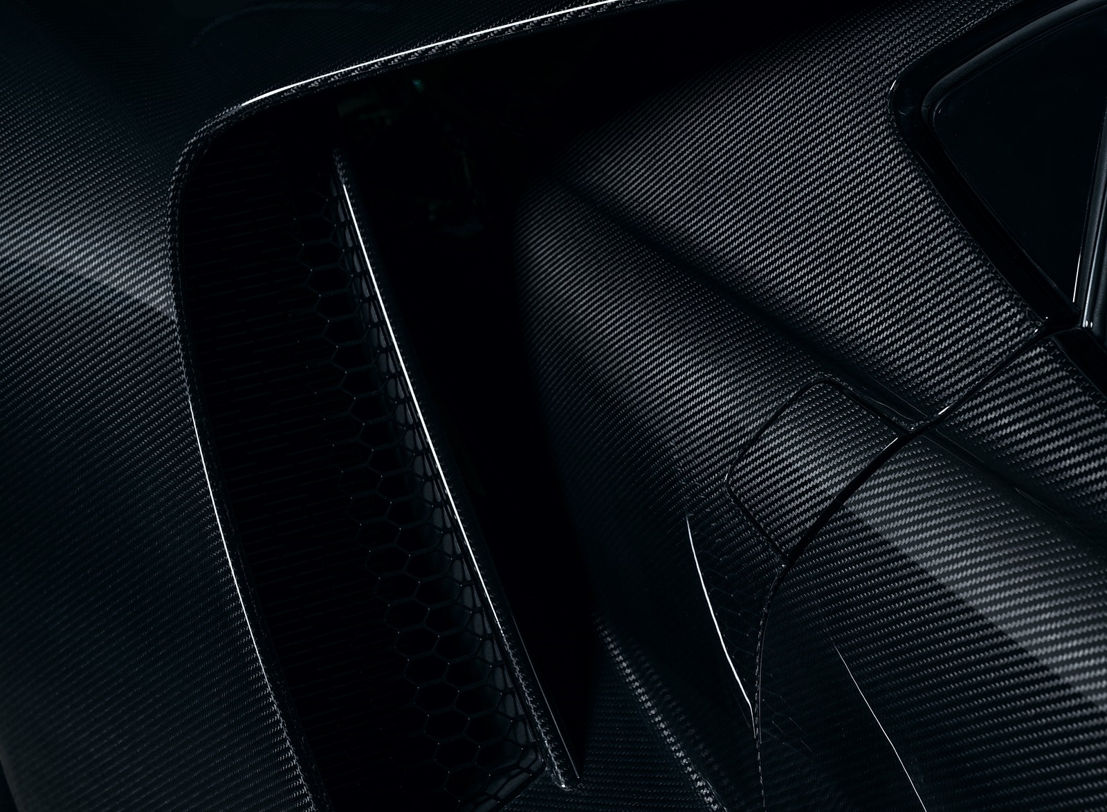 2020 Ford GT Liquid Carbon Side Vent Wallpapers (10)
