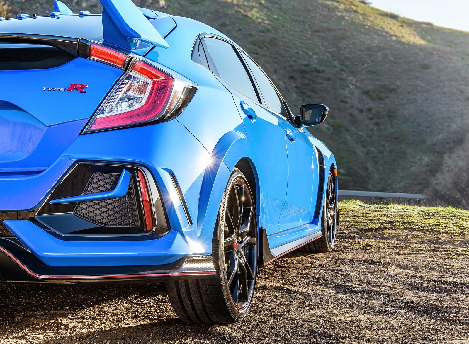 2020 Honda Civic Type R Detail Wallpapers (6)