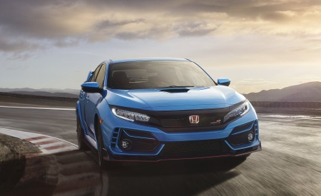 2020 Honda Civic Type R Wallpapers HD