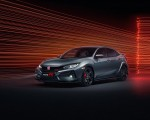 2020 Honda Civic Type R Sport Line Front Three-Quarter Wallpapers 150x120 (30)