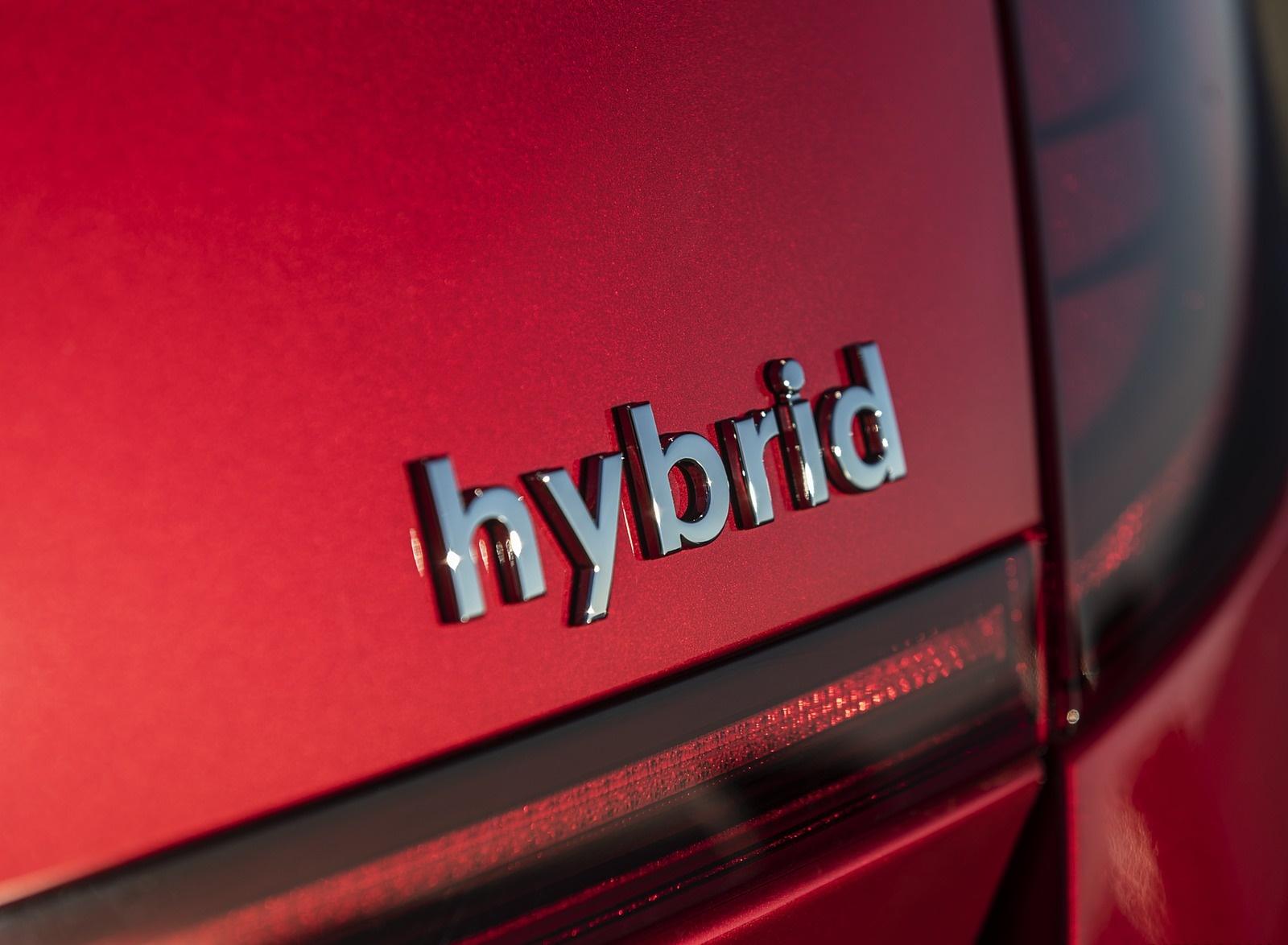 2020 Hyundai Sonata Hybrid Badge Wallpapers (6)
