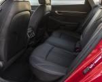 2020 Hyundai Sonata Hybrid Interior Rear Seats Wallpapers 150x120 (10)