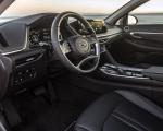 2020 Hyundai Sonata Hybrid Interior Wallpapers 150x120 (12)