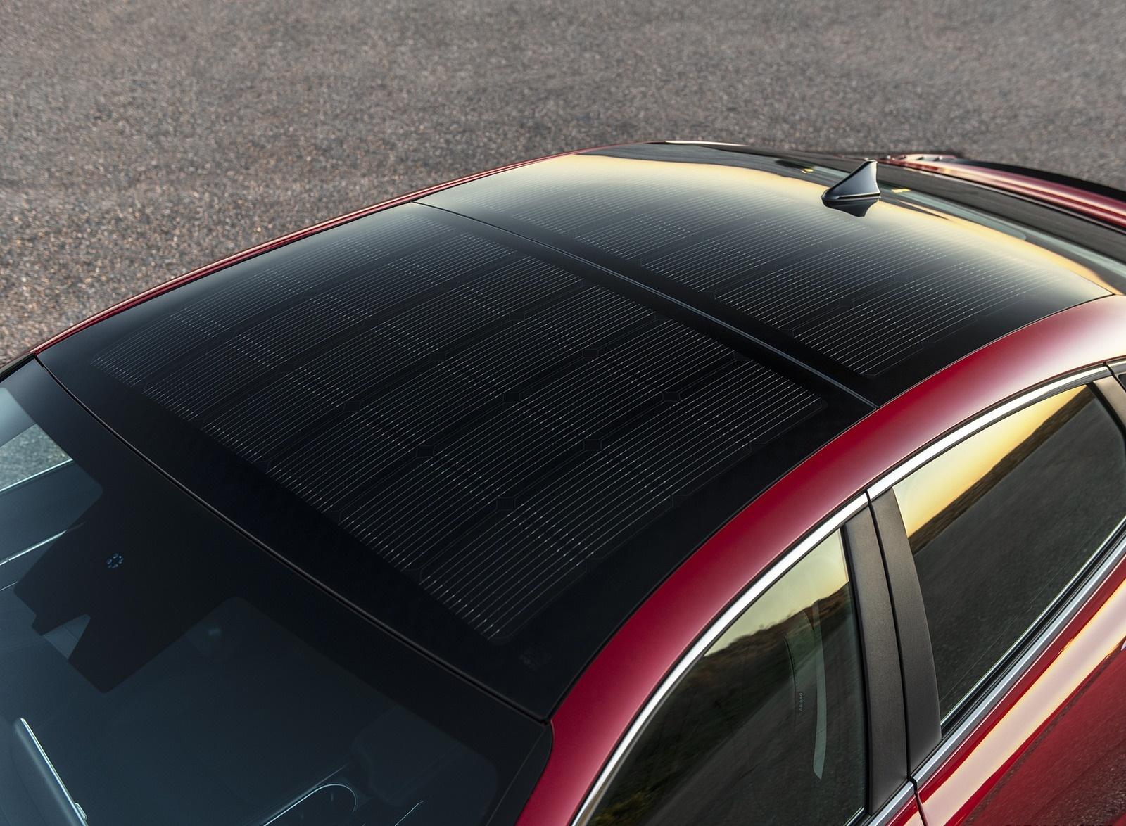2020 Hyundai Sonata Hybrid Roof Wallpapers (8)