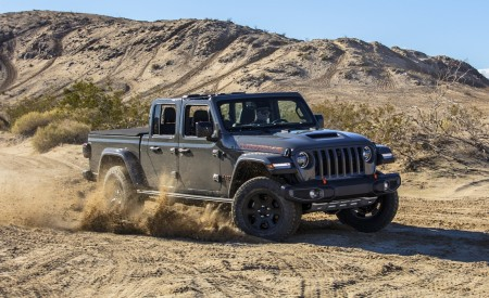 2020 Jeep Gladiator Mojave Off-Road Wallpapers 450x275 (22)