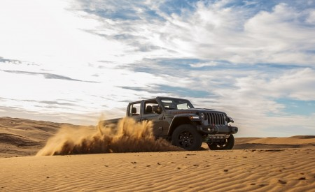 2020 Jeep Gladiator Mojave Off-Road Wallpapers 450x275 (20)