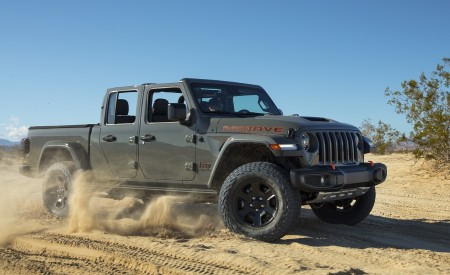 2020 Jeep Gladiator Mojave Off-Road Wallpapers 450x275 (21)