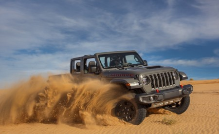 2020 Jeep Gladiator Mojave Off-Road Wallpapers 450x275 (24)