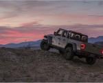2020 Jeep Gladiator Mojave Rear Three-Quarter Wallpapers 150x120 (49)