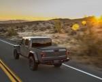 2020 Jeep Gladiator Mojave Rear Three-Quarter Wallpapers 150x120 (5)