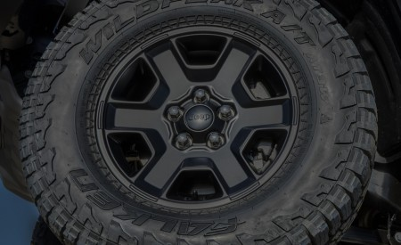 2020 Jeep Gladiator Mojave Wheel Wallpapers 450x275 (51)