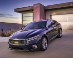 2020 Kia Cadenza Front Three-Quarter Wallpapers 150x120 (16)
