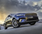 2020 Kia Cadenza Front Three-Quarter Wallpapers 150x120 (14)