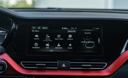 2020 Kia Niro Hybrid Central Console Wallpapers 450x275 (57)