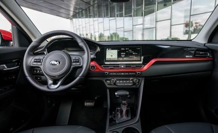 2020 Kia Niro Hybrid Interior Cockpit Wallpapers 450x275 (45)