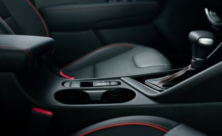 2020 Kia Niro Hybrid Interior Detail Wallpapers 450x275 (53)
