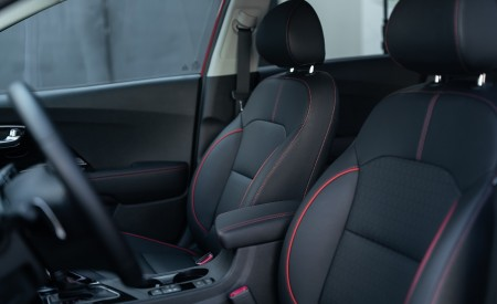 2020 Kia Niro Hybrid Interior Front Seats Wallpapers 450x275 (49)