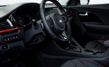 2020 Kia Niro Hybrid Interior Wallpapers 450x275 (47)