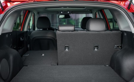 2020 Kia Niro Hybrid Trunk Wallpapers 450x275 (63)