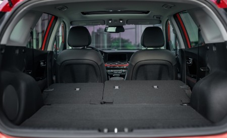 2020 Kia Niro Hybrid Trunk Wallpapers 450x275 (62)