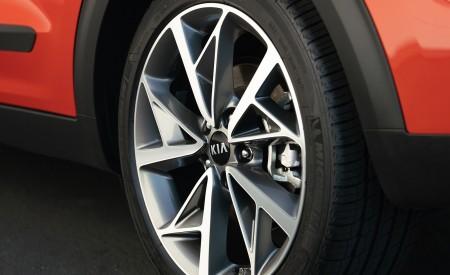2020 Kia Niro Hybrid Wheel Wallpapers 450x275 (41)