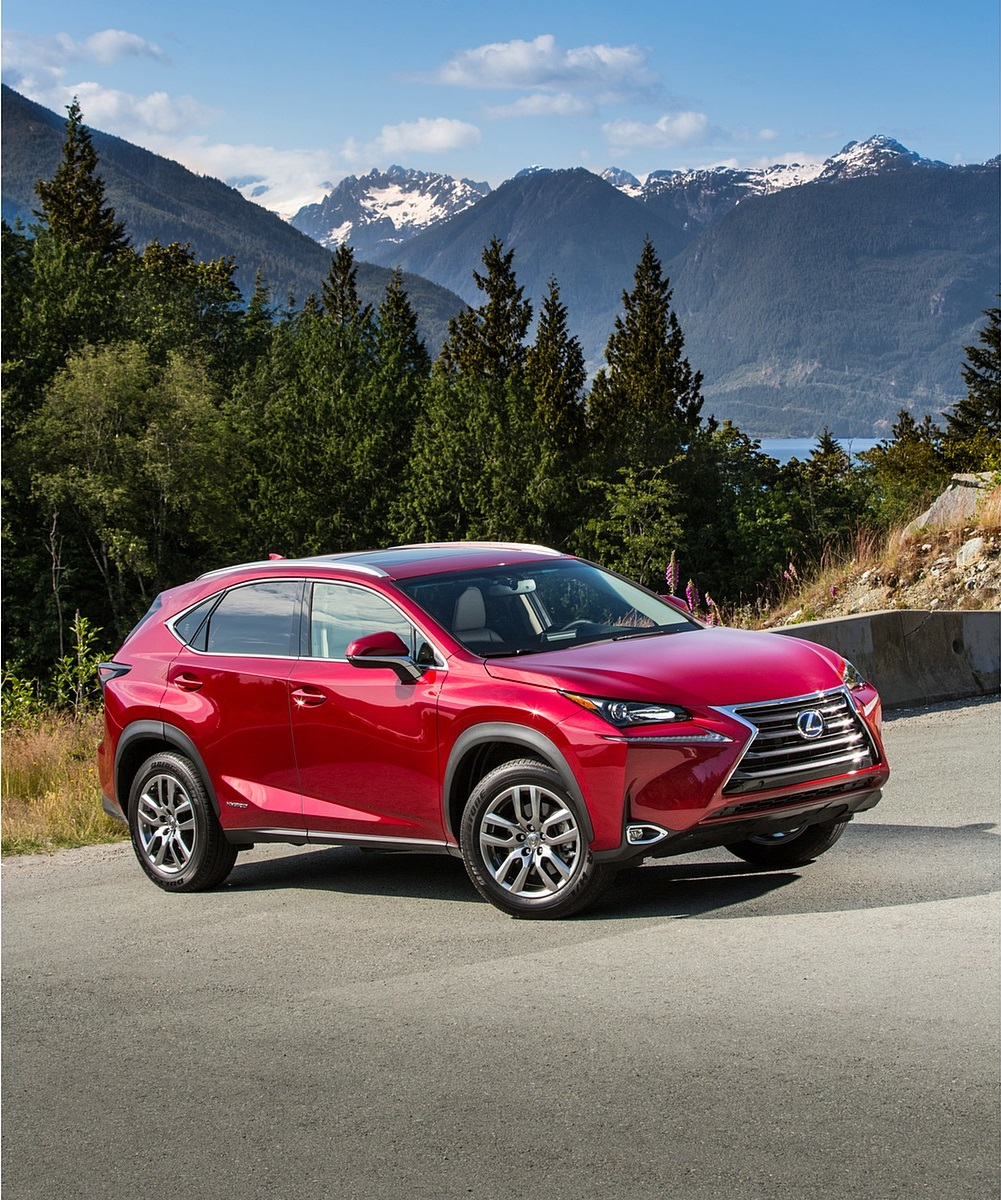 2020 Lexus NX 300h Front Three-Quarter Wallpapers (3)