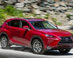 2020 Lexus NX 300h Front Three-Quarter Wallpapers 150x120 (2)