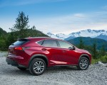 2020 Lexus NX 300h Rear Three-Quarter Wallpapers 150x120 (6)