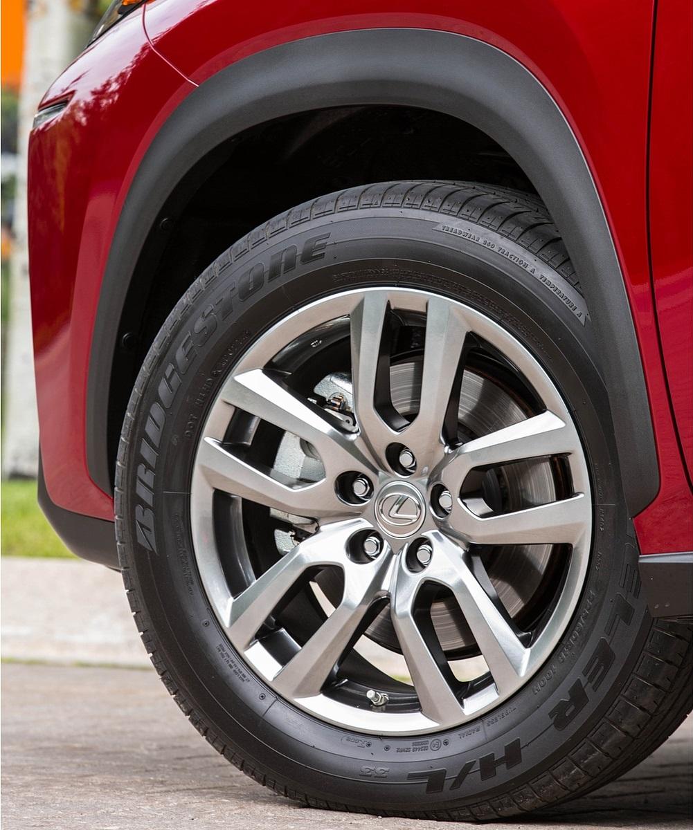 2020 Lexus NX 300h Wheel Wallpapers (7)