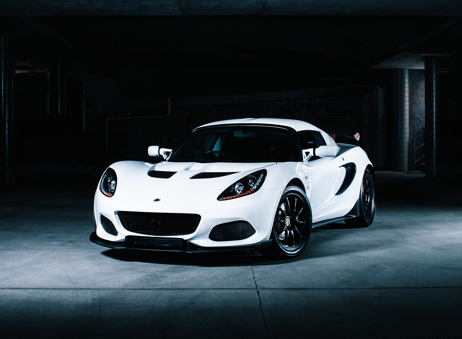 2020 Lotus Elise Cup 250 Bathurst Edition Front Wallpapers (1)