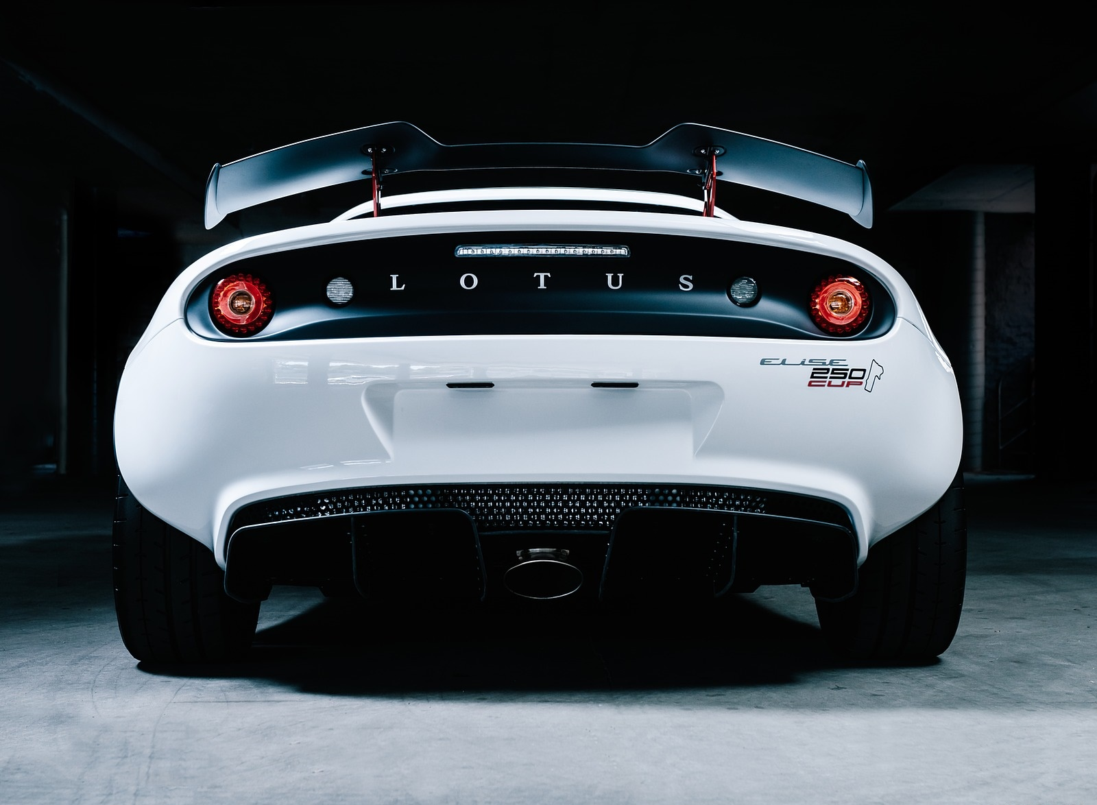 2020 Lotus Elise Cup 250 Bathurst Edition Rear Wallpapers (3)