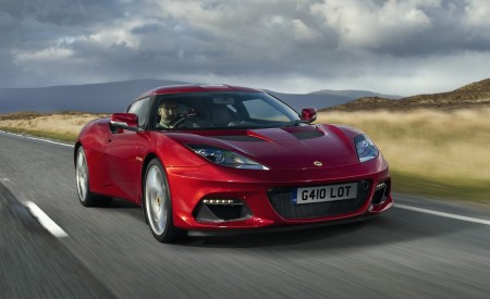 2020 Lotus Evora GT410 Wallpapers HD