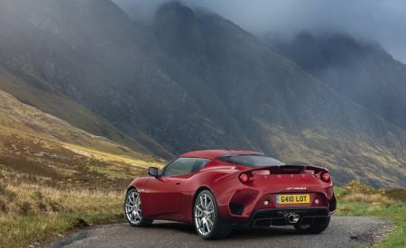 2020 Lotus Evora GT410 Rear Three-Quarter Wallpapers 450x275 (5)