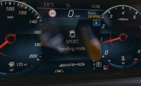 2020 Mercedes-AMG A 45 S (UK-Spec) Digital Instrument Cluster Wallpapers 450x275 (75)