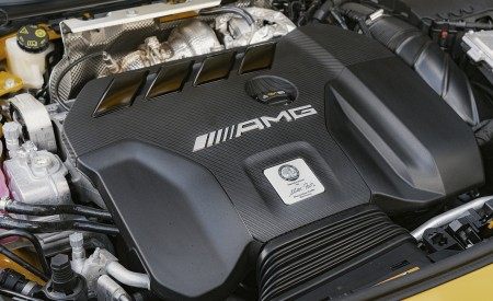 2020 Mercedes-AMG A 45 S (UK-Spec) Engine Wallpapers 450x275 (62)