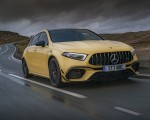 2020 Mercedes-AMG A 45 S (UK-Spec) Front Three-Quarter Wallpapers 150x120 (21)