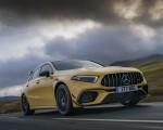 2020 Mercedes-AMG A 45 S (UK-Spec) Front Three-Quarter Wallpapers 150x120 (11)