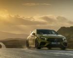 2020 Mercedes-AMG A 45 S (UK-Spec) Front Three-Quarter Wallpapers 150x120 (13)