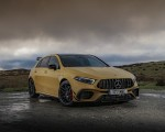 2020 Mercedes-AMG A 45 S (UK-Spec) Front Wallpapers 150x120 (48)