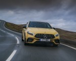 2020 Mercedes-AMG A 45 S (UK-Spec) Front Wallpapers 150x120 (15)