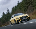 2020 Mercedes-AMG A 45 S (UK-Spec) Front Wallpapers 150x120 (5)
