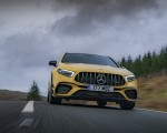 2020 Mercedes-AMG A 45 S (UK-Spec) Front Wallpapers 150x120 (16)