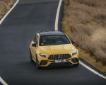 2020 Mercedes-AMG A 45 S (UK-Spec) Front Wallpapers 150x120 (35)