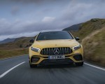 2020 Mercedes-AMG A 45 S (UK-Spec) Front Wallpapers 150x120 (17)